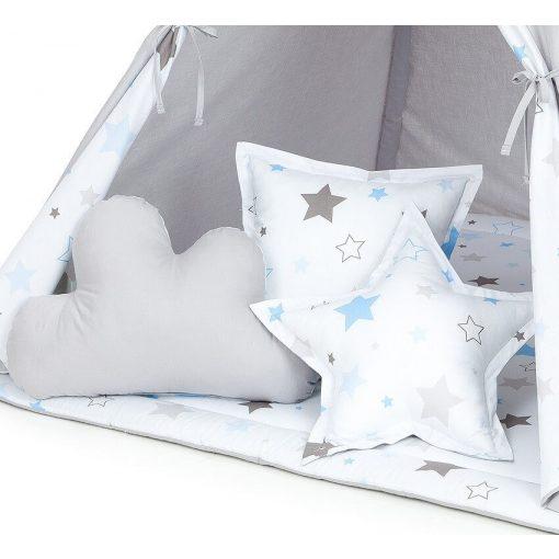 Dreamy formapárna szett - Csillagfény kék