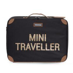 Exclusive gyerek bőrönd - Fekete