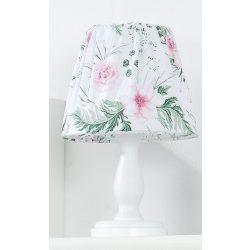 Babaszoba éjjeli lámpa - Rózsakert