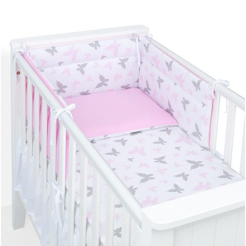 Rácsvédő - Pillangók rózsaszín