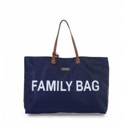 Exclusive táska anyukáknak -Family bag kék