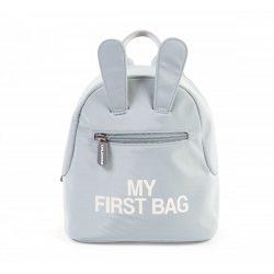 Exclusive gyerek hátizsák - My First Bag pink szürke