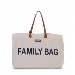 Exclusive táska anyukáknak -Family bag bézs