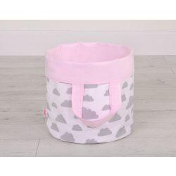 Játéktároló - Felhők rózsaszín