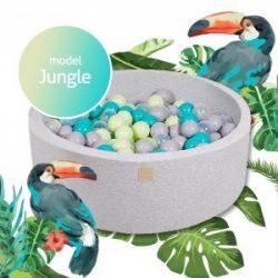 Magic labdamedence - Dzsungel varázs
