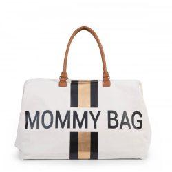 Exclusive táska anyukáknak - Mommy Bag bézs-arany