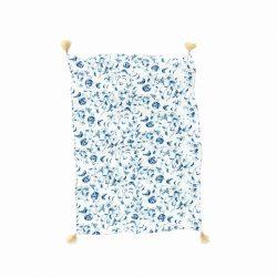 Basic bambusz takaró 110x120cm - Erdei állatok