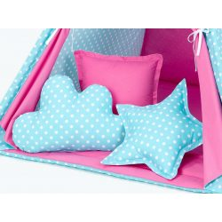 Menta-pink formapárnák