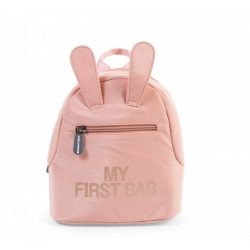 Exclusive gyerek hátizsák - My First Bag rosegold