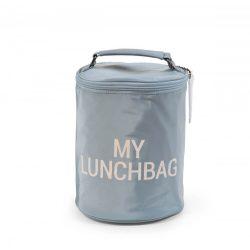 Exclusive gyerek uzsonnás táska - My LunchBag szürke