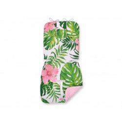 Harmony babakocsi betét - Trópusi virágok