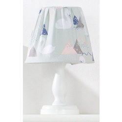 Babaszoba éjjeli lámpa - Hattyú szürke