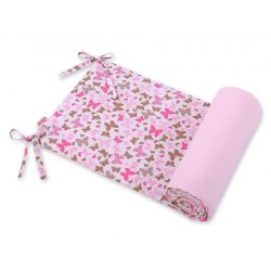 Harmony rácsvédő - Rózsaszín pillangók