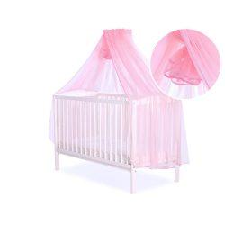Baldachin babaágyhoz - Rózsaszín