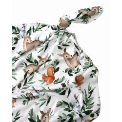 Color bambusz takaró  - Bunny nyuszik