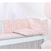 Dreamy babaágy szoknya - Balerina nyuszik rózsaszín