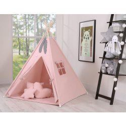Harmony TIPI indián sátor - Pasztell rózsaszín