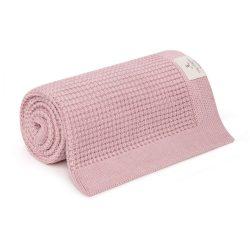 Best eukaliptusz kötött takaró - Pink