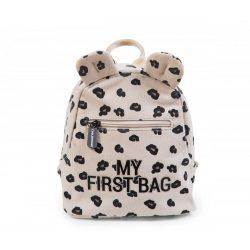 Exclusive gyerek hátizsák - My First Bag leopard