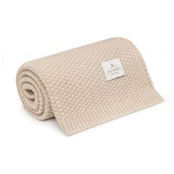 Best merinói gyapjú kötött takaró - Homok