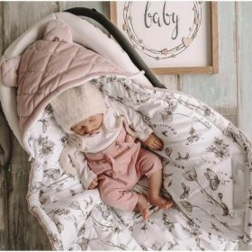 Babakocsi és babaülés takarók