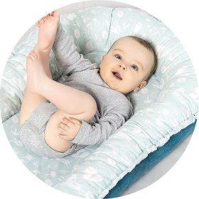 Édes álom babafészkek