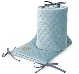 kiságy rácsvédő kényelmes és puha a tökéletes babaágy kialakításához