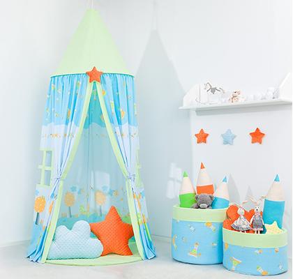 gyerekszoba dekor a komfortos környezet kialakításához